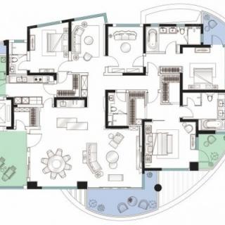 五室两厅四卫2