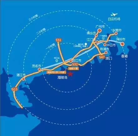 暑假意欲海岛游?阳江海陵岛是你的不二之选