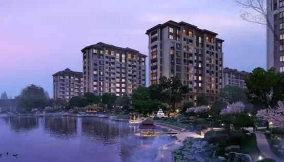 湘湘恬园 | 新中式建筑,于湘家荡重现江南园林雅筑经典