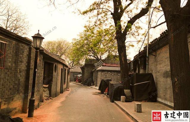 北京独特的文化——四合院与胡同