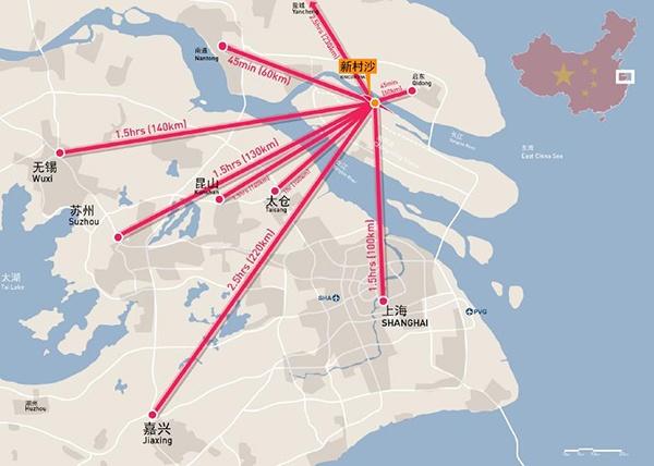 绿地长岛位于崇明岛西北侧,长江入海口濒临上海自贸区,北面与江苏启东隔江相望,是名副其实的岛中岛。凭借优越的地理位置和依托于崇明岛独特的自然环境和丰富的旅游资源,绿地长岛未来将打造国际化旅游城市岛屿,成为中国旅游度假养老示范区和长三角的城市名片。 此番崇明岛交通规划的落实,对于项目产生的利好可谓空前重大。作为上海后花园,绿地长岛在交通规划完善的情况下,已经具备了第一居所的条件。