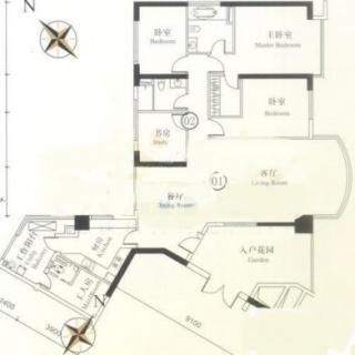 B栋7-28层01单元