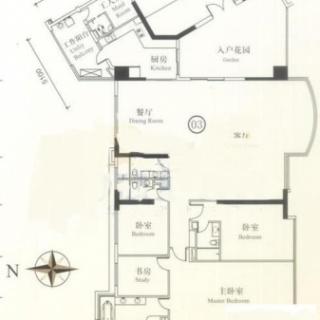 B栋12-28层03单元