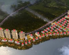 鸿坤原乡半岛
