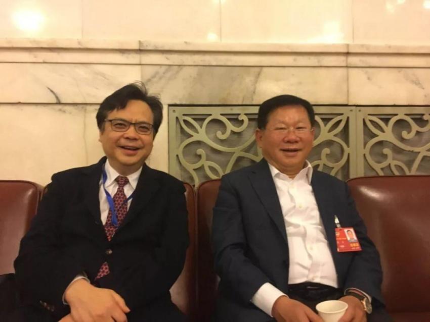 张松桥:我没有跑 有很多投资在做
