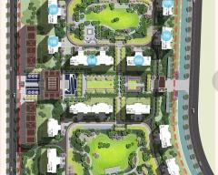 新城金樾府邸规划图