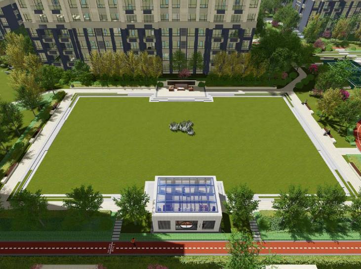 新江北孔雀城|繁华大城 臻享品质生活