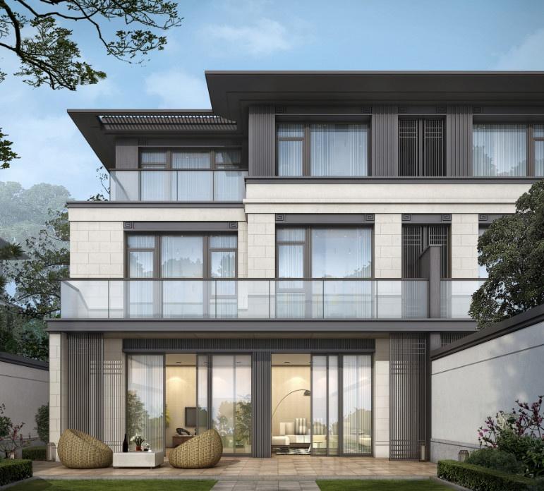 江北别墅产品革新不断,金基九月森林何以成为墅居典范