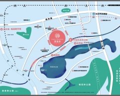 华润琨瑜府规划图2