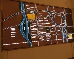 新城瑞升悦隽西江规划图2