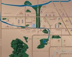 葛洲坝北京紫郡兰园规划图2
