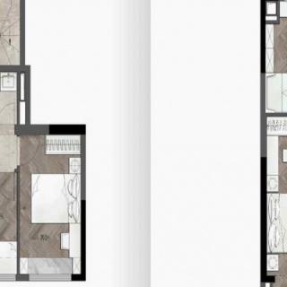 6栋三房复式户型