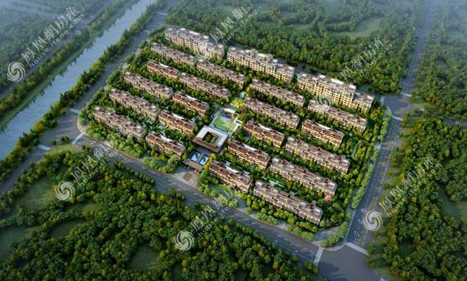 北京城建·宽院·国誉府效果图2