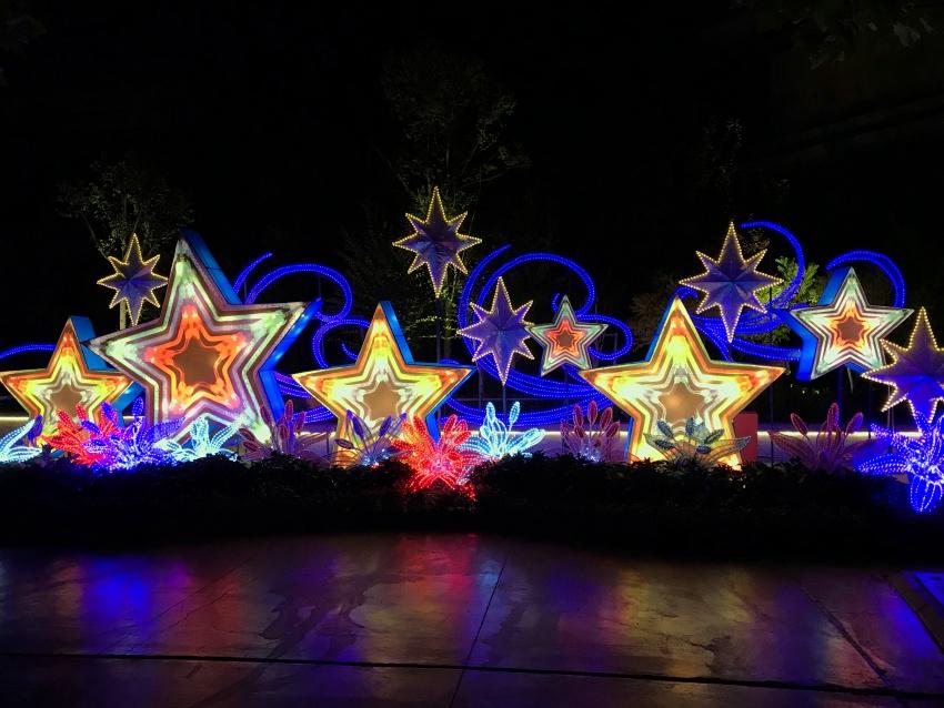 维多利亚港灯光表演_新年3D灯光秀-SINYIM[13761133336]视频 原创