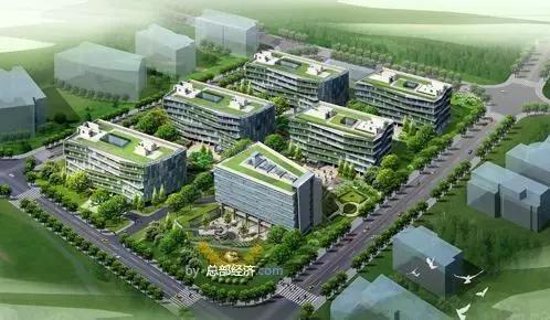 虹桥临空经济示范区规划 形成一核三区总体布局