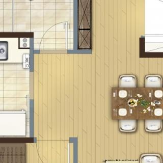 78平米洋房