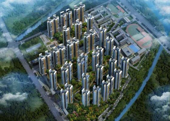 越秀·滨海新城