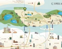 大爱城规划图2