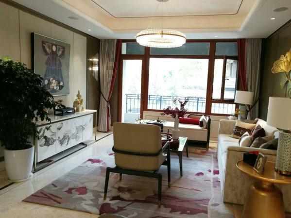 (新房)青龙湖畔联排别墅南北通透 私家花园 上下5层 带电梯