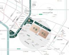 中迪中心规划图