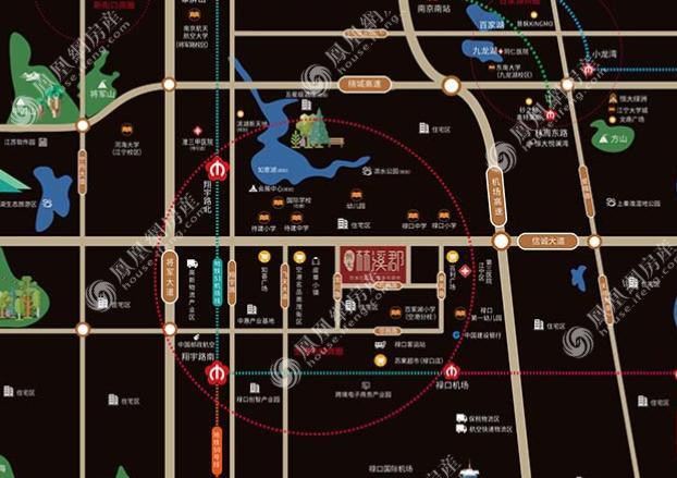 恒大林溪郡规划图2