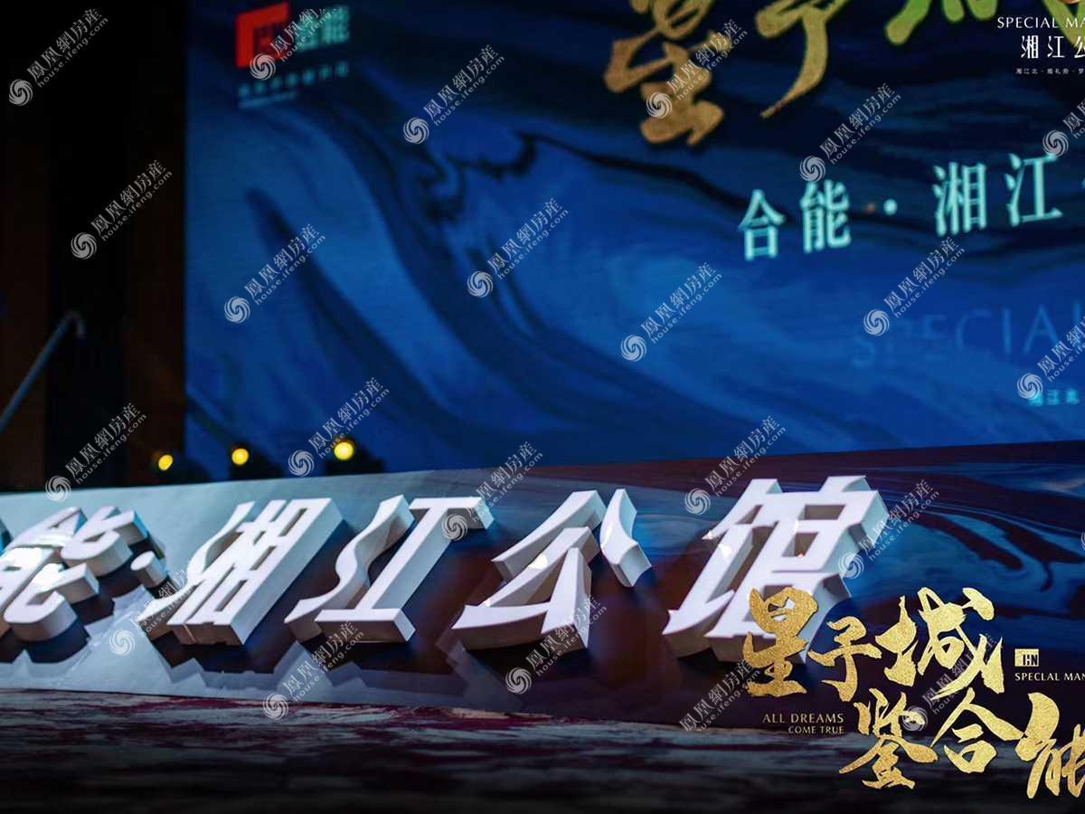 合能湘江公馆现场图3
