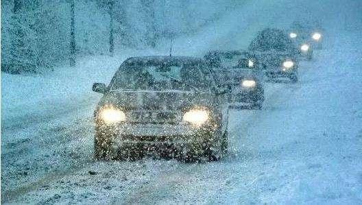 晴雪无畏,归家有位,碧桂园凤栖台车位选的早,冬季没烦恼